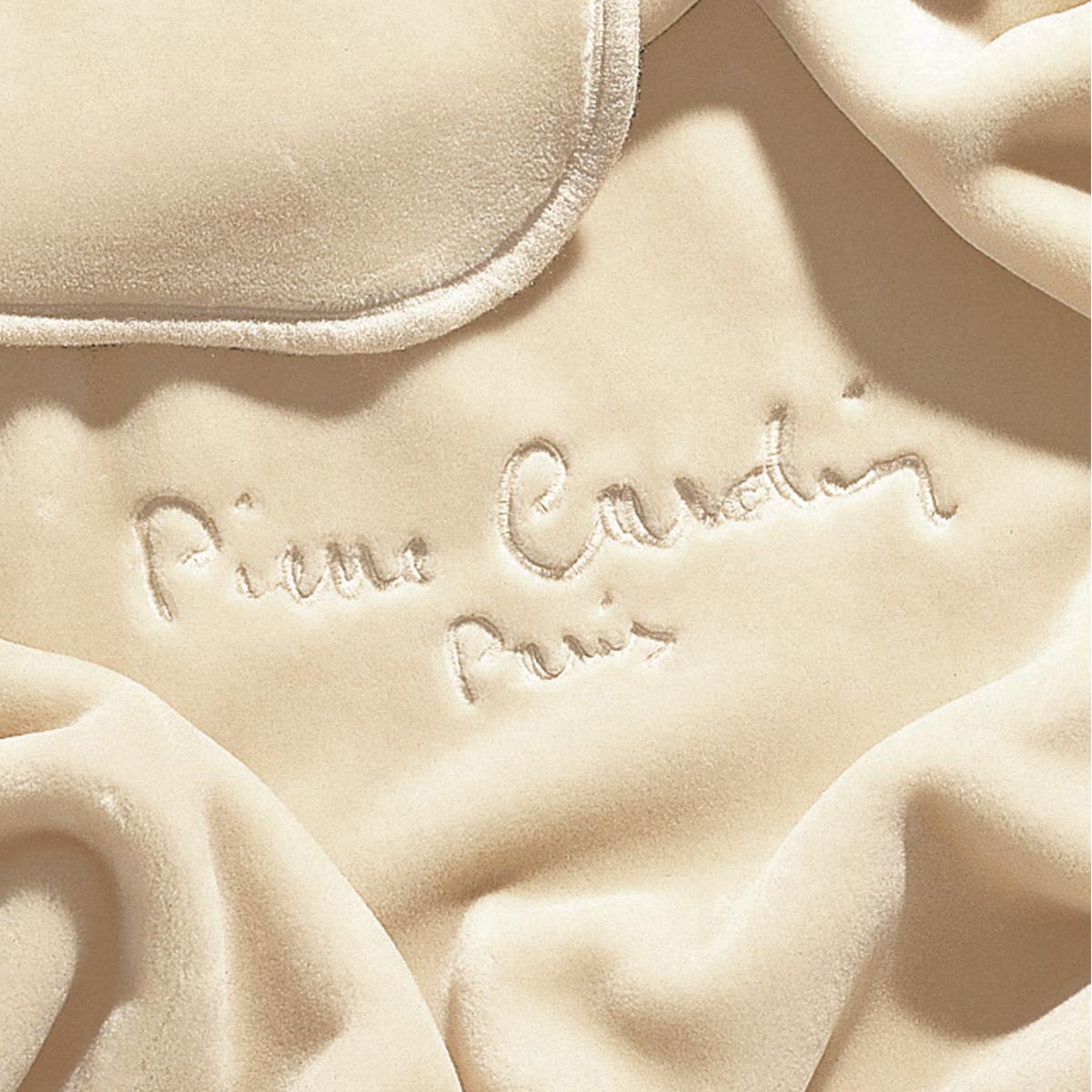Κουβέρτα Υπέρδιπλη Pierre Cardin Off White