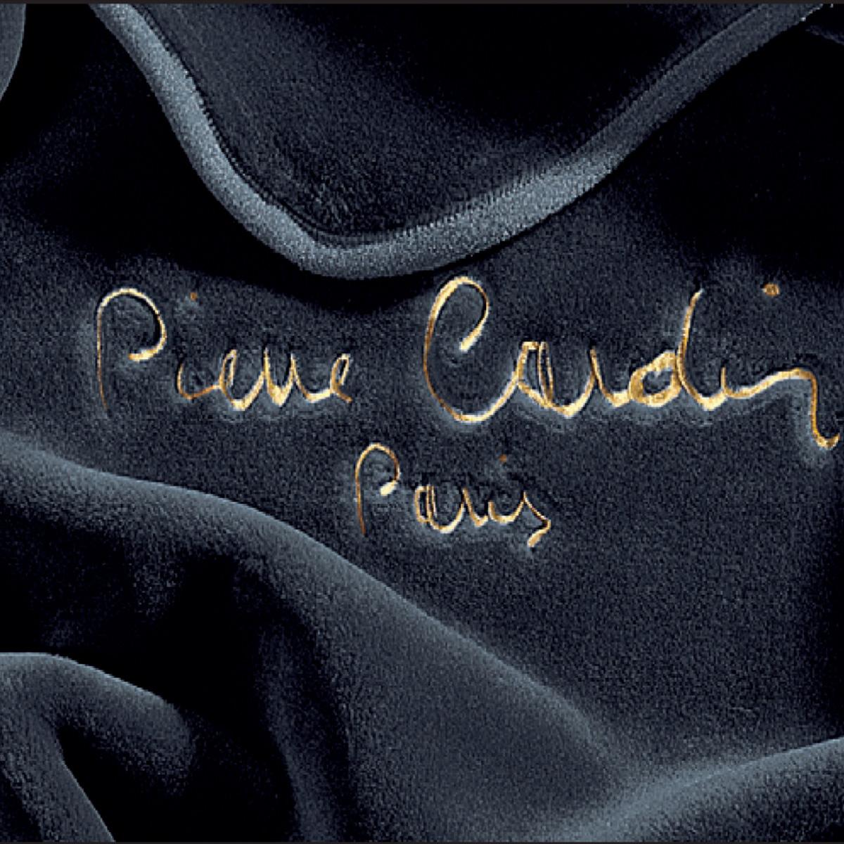 Κουβέρτα Υπέρδιπλη Pierre Cardin Black