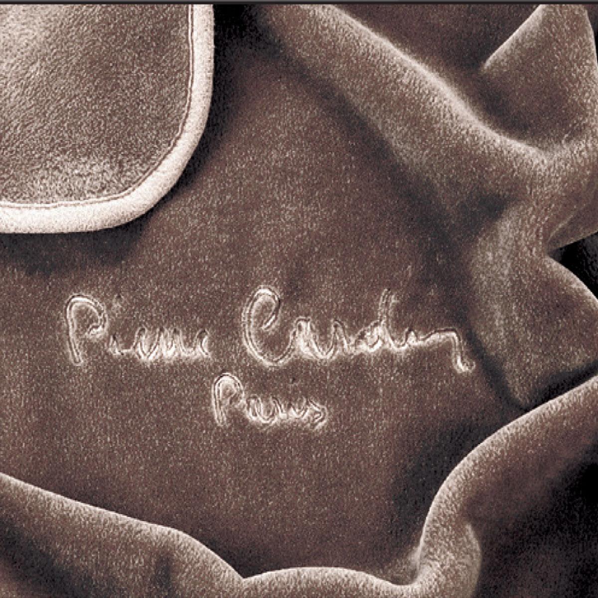 Κουβέρτα Υπέρδιπλη Pierre Cardin Vison