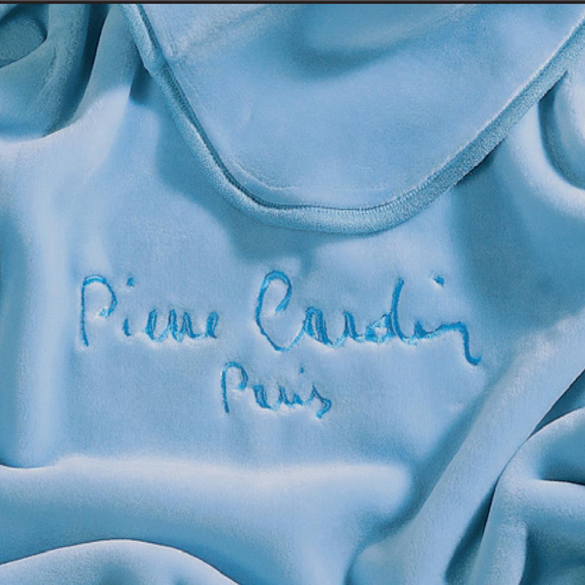 Κουβέρτα Μονή Pierre Cardin Light Blue