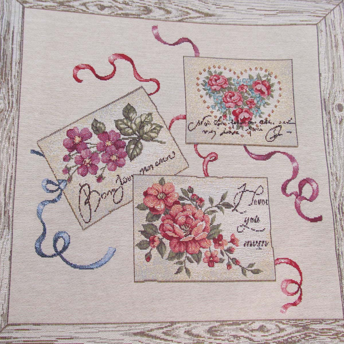 Διακοσμητικό Μαξιλάρι Floral