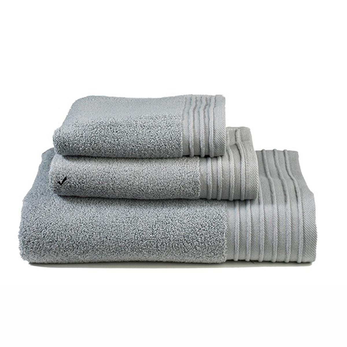 Πετσέτα Προσώπου Feel Fresh Gray